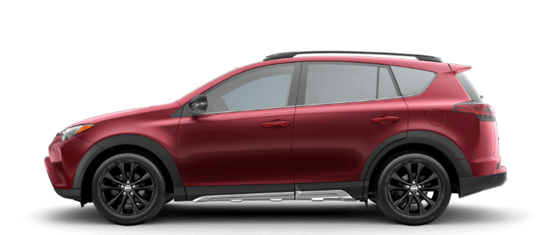 2018 Toyota RAV4 Adventure Trim