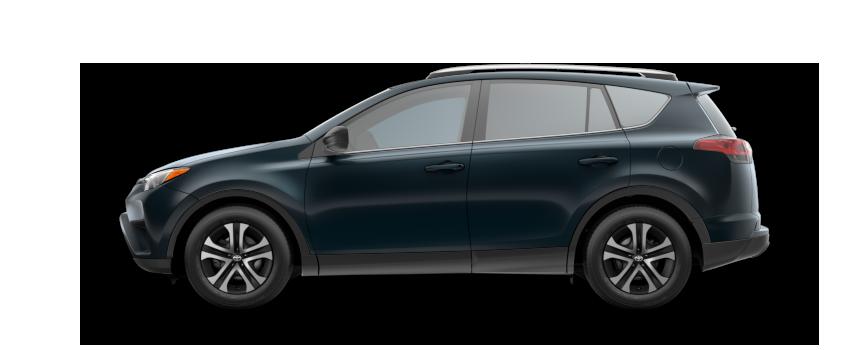 2018 Toyota RAV4 LE Hybrid AWD-i Trim
