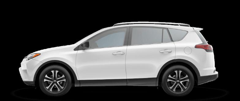 2018 Toyota RAV4 LE TRIM