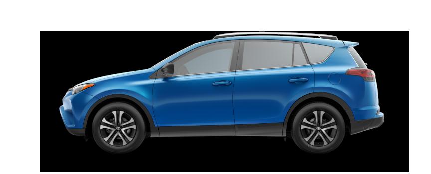 2018 Toyota RAV4 Limited Hybrid AWD-i Trim