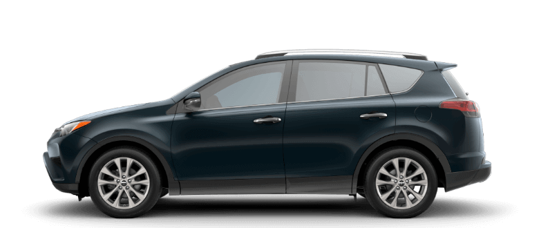 2018 Toyota RAV4 Limited Trim