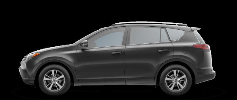 2018 Toyota RAV4 XLE trim