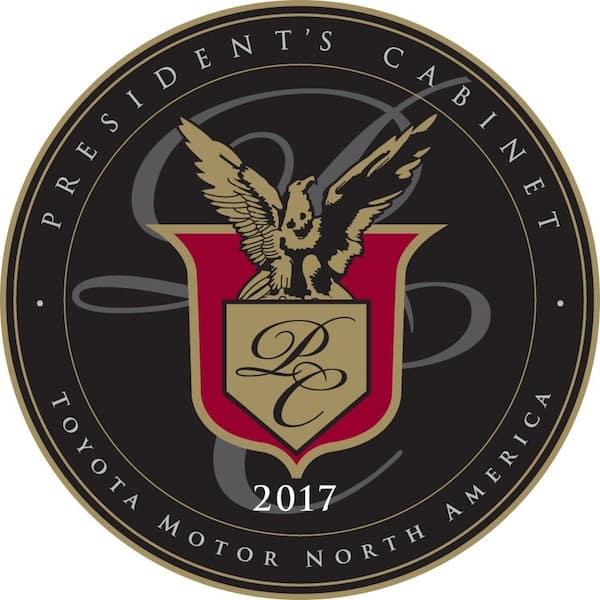 President's Cabinet Logo