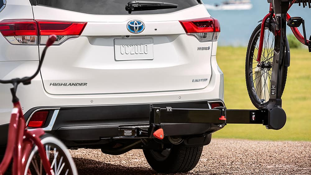 2019 highlander accessories