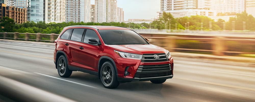 Toyota Highlander Accessories In Valencia Genuine Toyota Parts