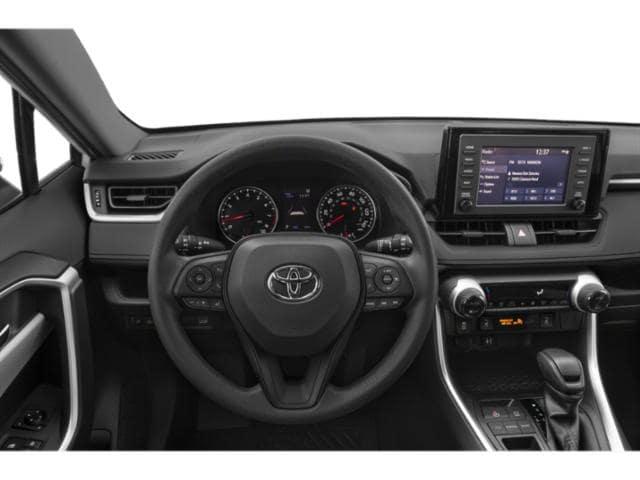 2019 Toyota Rav4 Interior Design