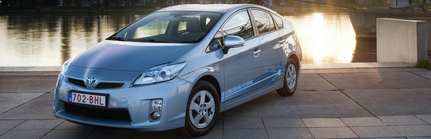Toyota Hybrid Plug-in