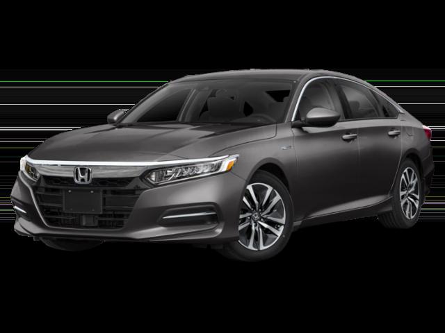 2019 Honda Accord in grey