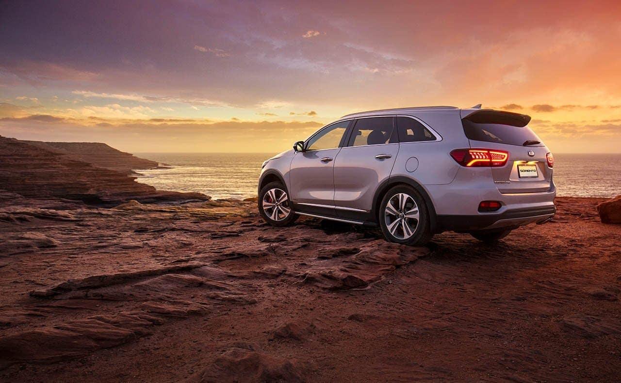 2019 Kia Sorento AWD features