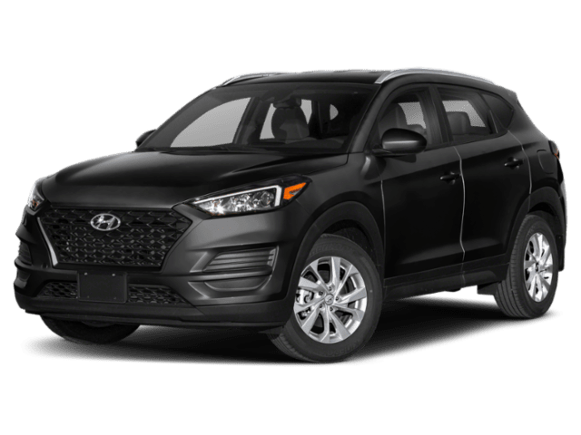 2019 Hyundai Tucson in black