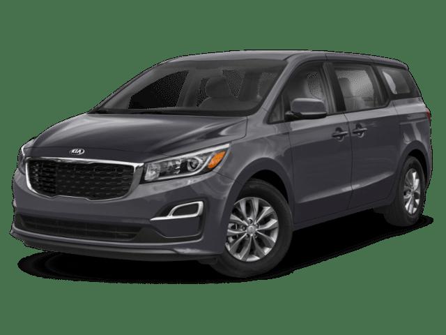 2019 Kia Sedona in dark gray
