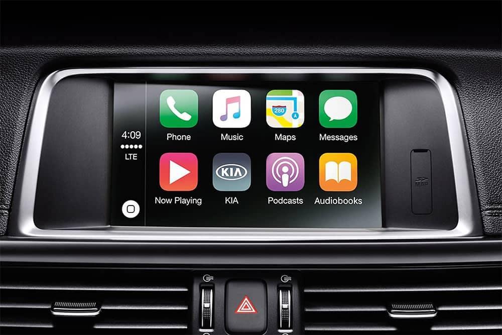 2020 Kia Optima Apple Carplay