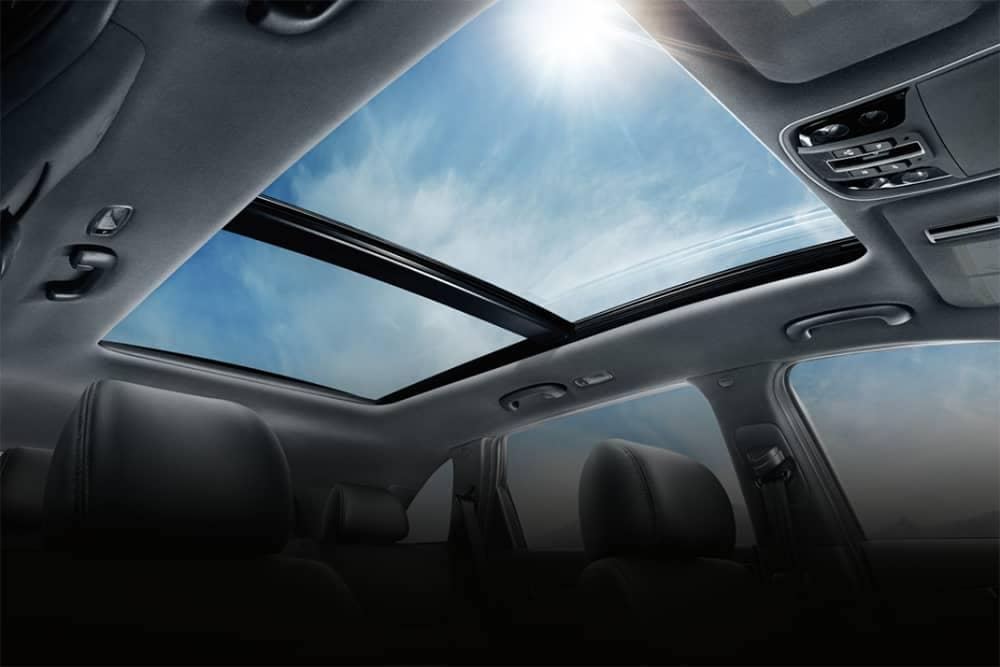 2020 Kia Sorento Sunroof