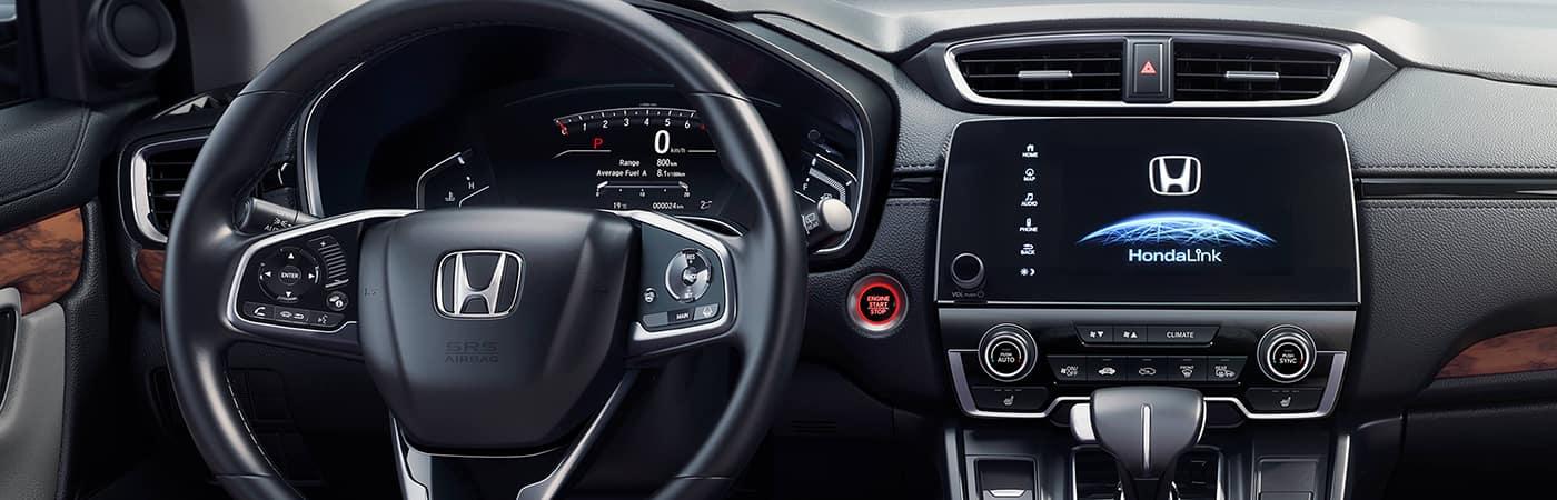 2019 Honda CR-V HondaLink App