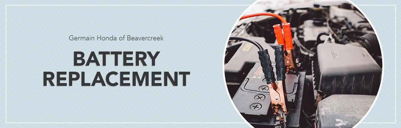 Honda Battery Service & Replacement at Germain Honda of Beavercreek