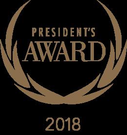 President's Awards 2018 - Brown
