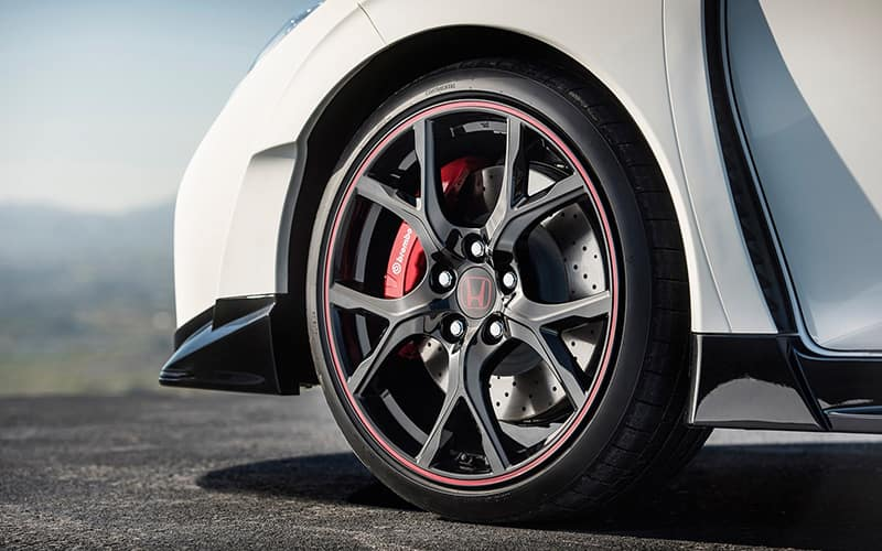 2019 Honda Civic Type R Brakes