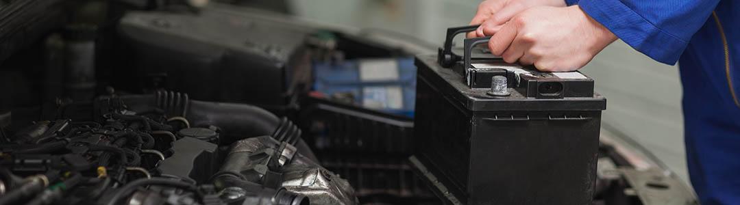 Honda Car Battery Installation