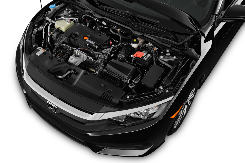 Honda Civic Sedan Engine Bay