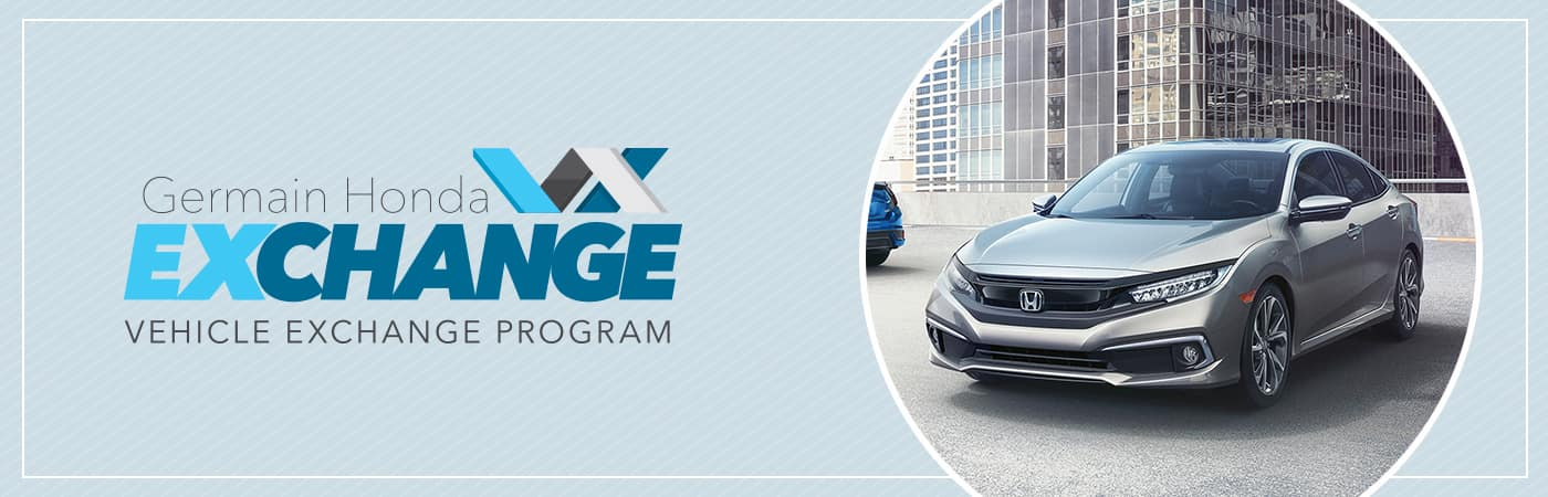 Germain Honda Service >> Honda Trade In Vehicle Exchange Program In Dayton Ohio