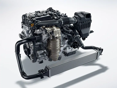 Honda Civic 1.5L Turbocharged Engine