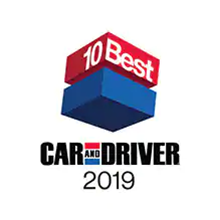 Car and Driver 2019