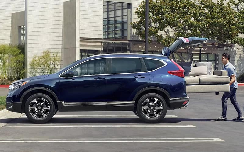 Honda CR-V Towing Capacity