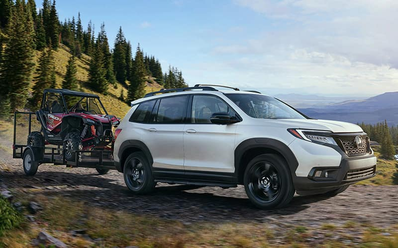 Honda Passport Towing Capacity