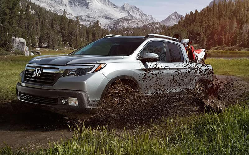 Honda Ridgeline Towing Capacity