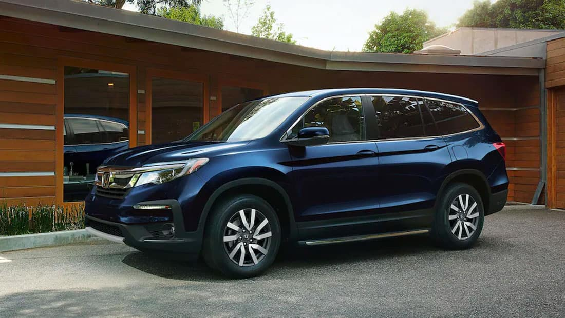 2020 Honda Pilot Performance