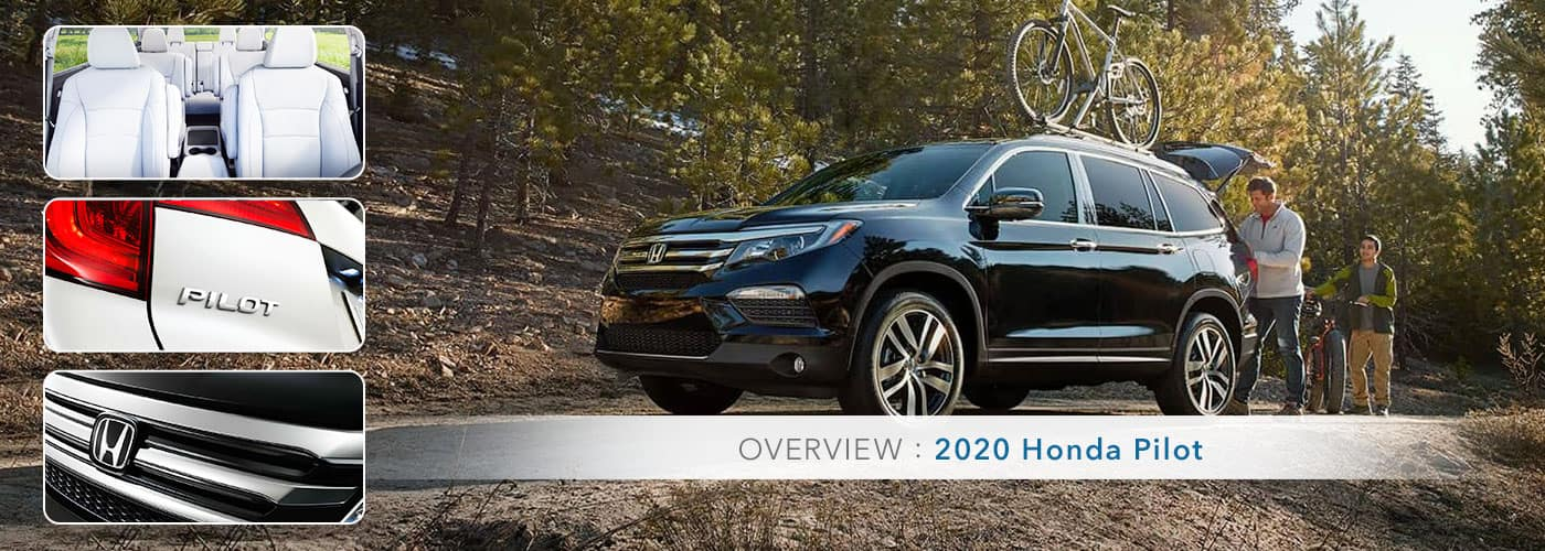 2020 Honda Pilot Model Overview at Germain Honda of Beavercreek