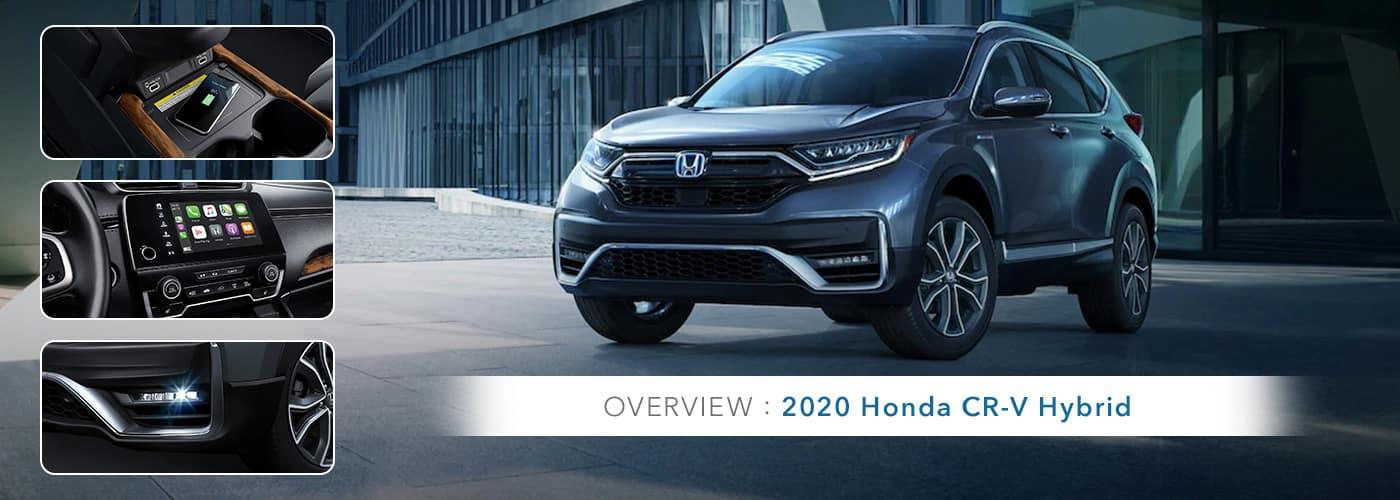 2020 Honda CR-V Hybrid Model Overview at Germain Honda of Beavercreek
