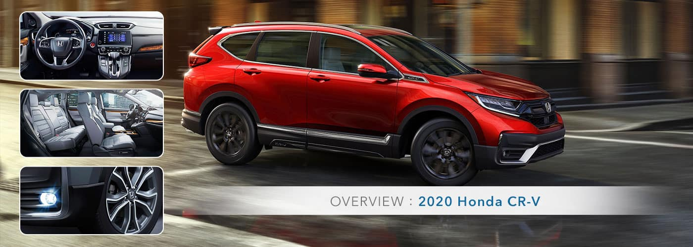 2020 Honda CR-V Review Ann Arbor Michigan