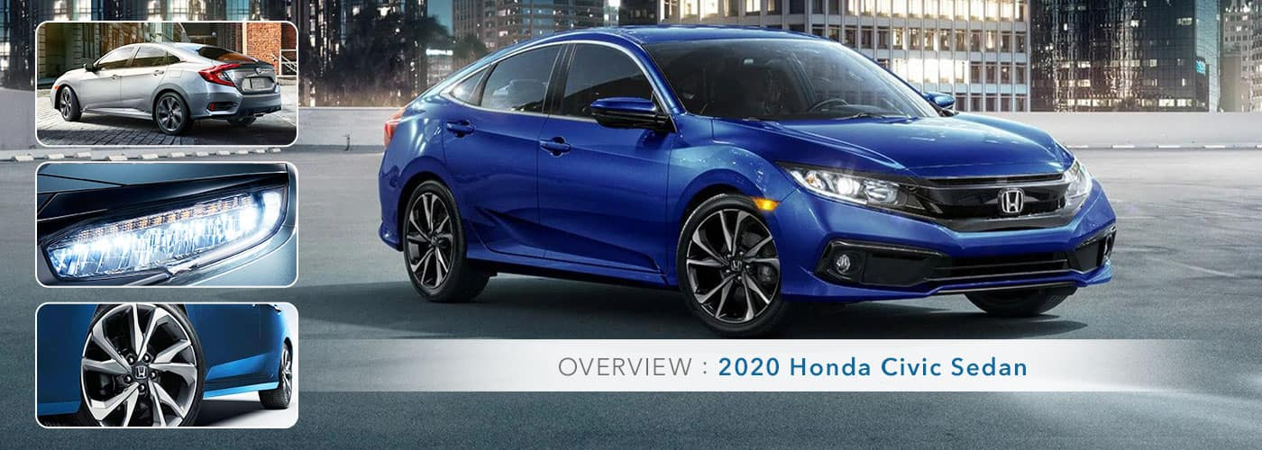 2020 Honda Civic Sedan Model Overview at Germain Honda of Beavercreek