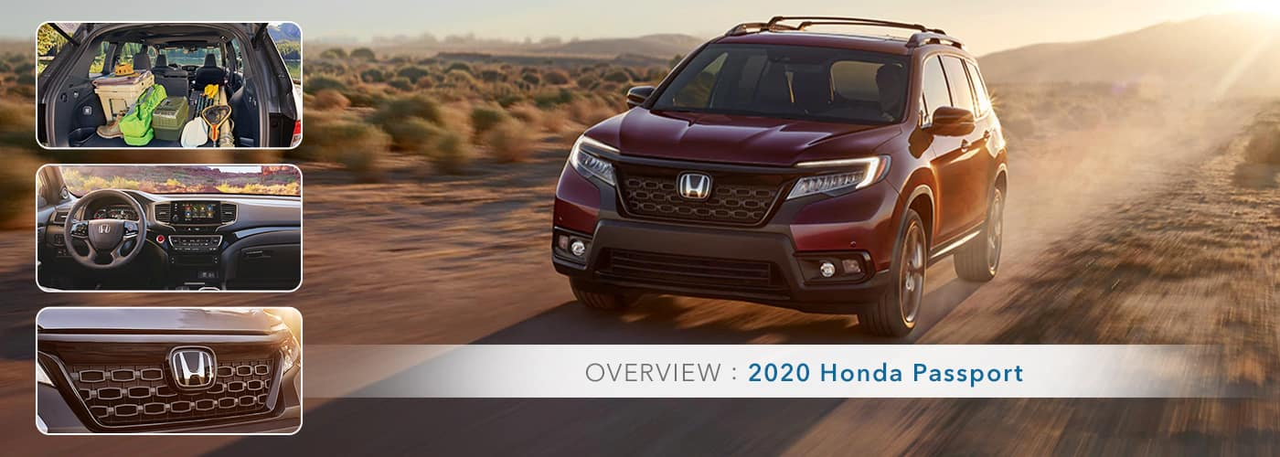 2020 Honda Passport Model Review at Germain Honda of Beavercreek