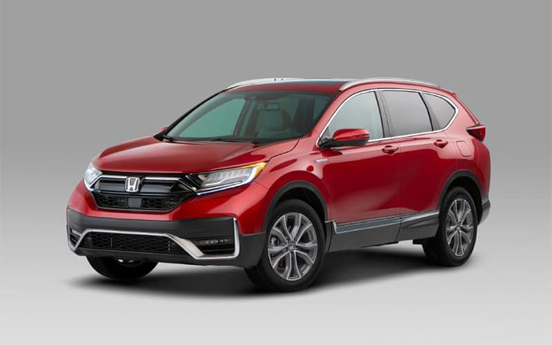 Honda CR-V Hybrid Performance
