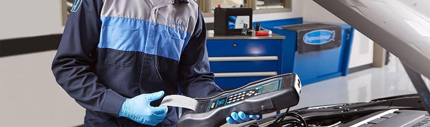 Honda Technician Service Diagnostics