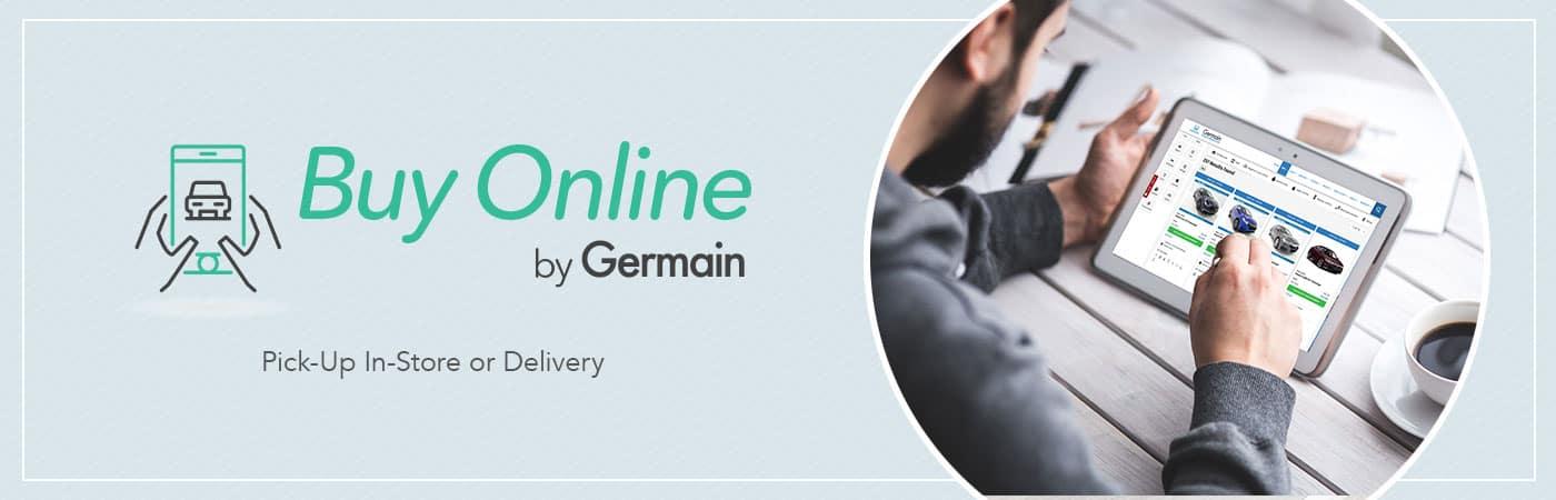Buy Online by Germain