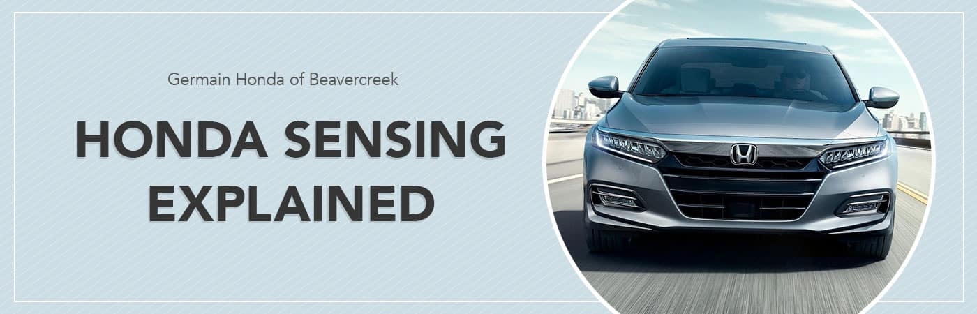 Honda Sensing Overview - Germain Honda of Beavercreek