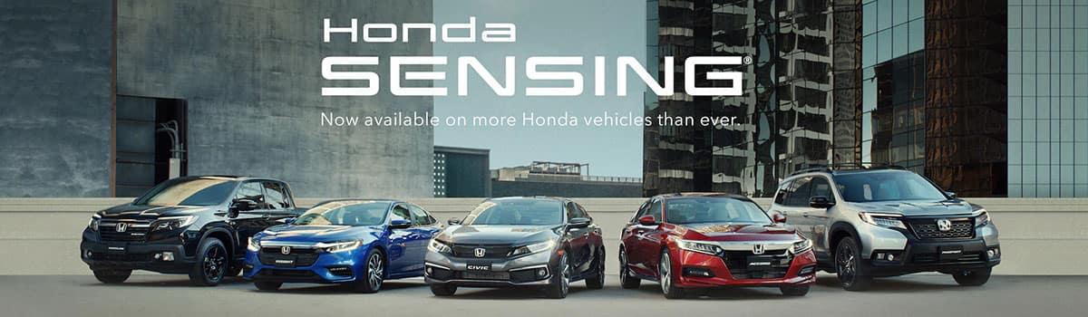 Honda Sensing®