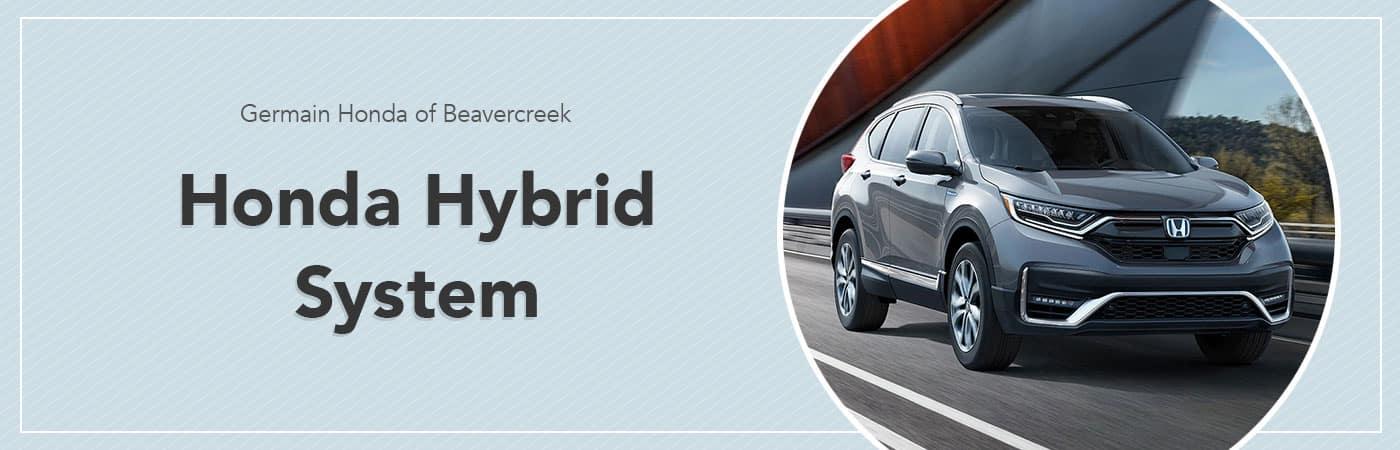 How Do Honda Hybrids Work? - Germain Honda of Beavercreek