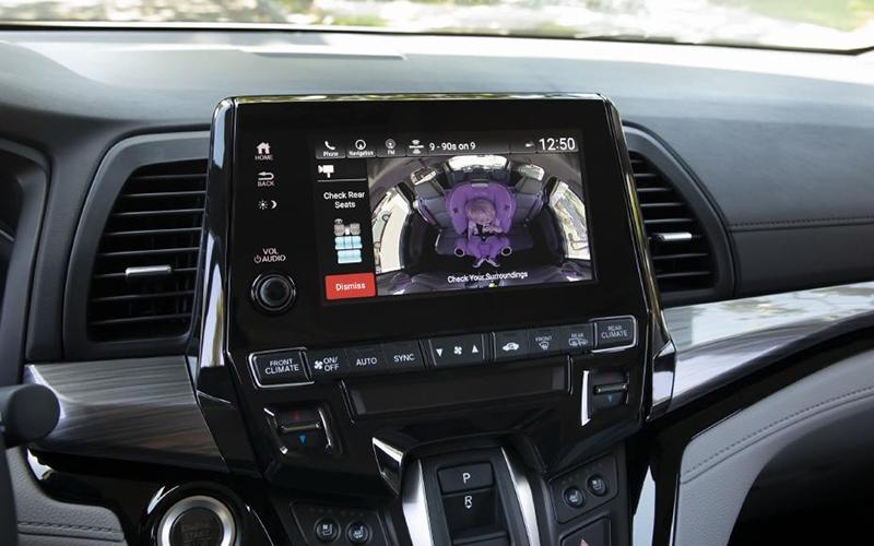 Honda Odyssey Technology