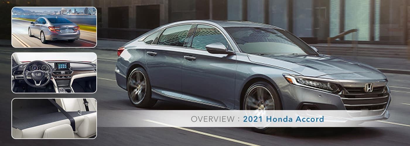 2021 Honda Accord Model Overview at Germain Honda of Beavercreek