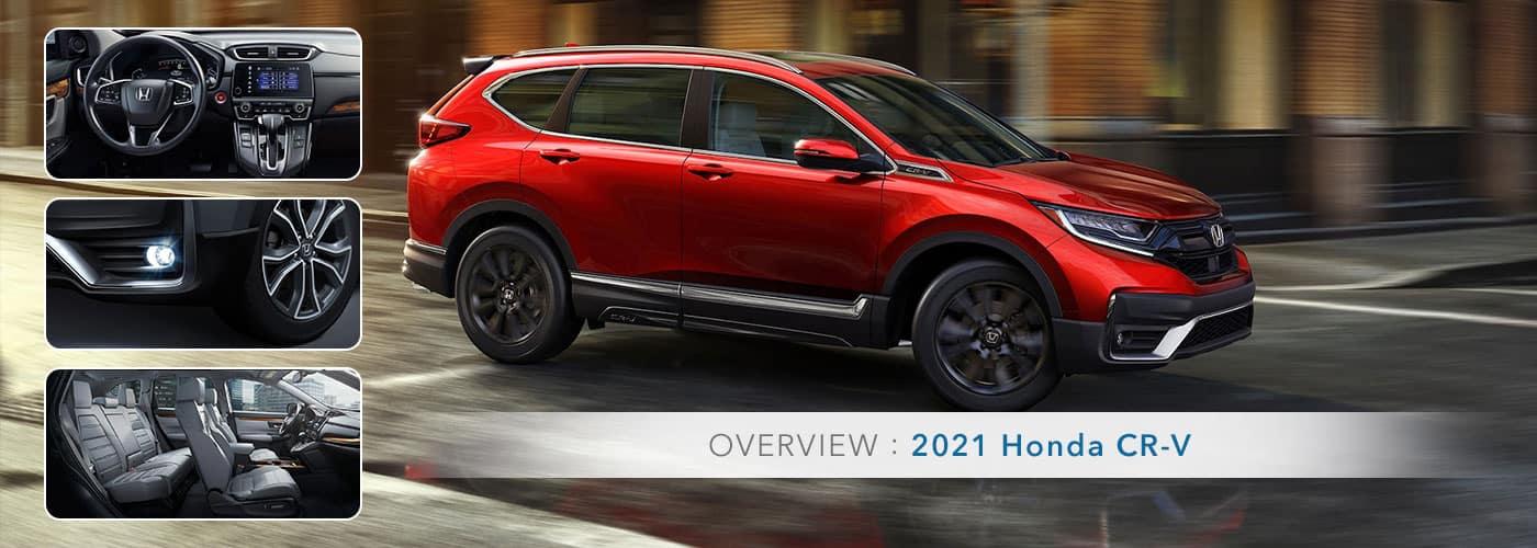 2021 Honda CR-V Review Ann Arbor Michigan