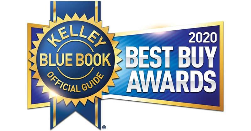 Kelley Blue Book 2020 Best Buy: Compact Car Award