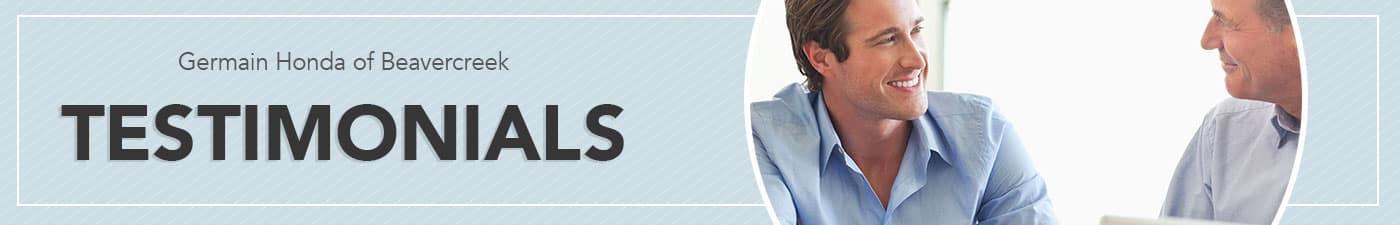 Buy Online by Germain Testimonials