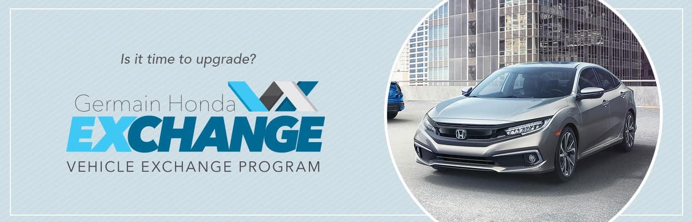 Honda Trade-in & Vehicle Exchange Program in Dayton, OH