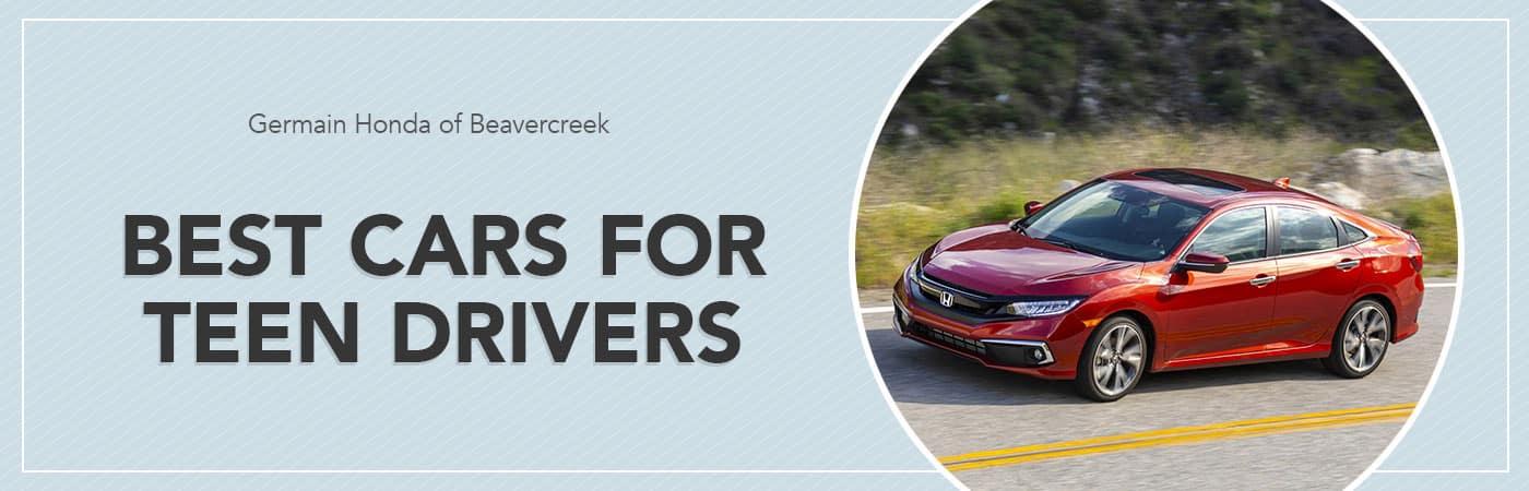 Best Honda Models for Teen Drivers