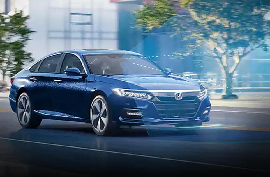 Accord Honda Sensing Safety Features