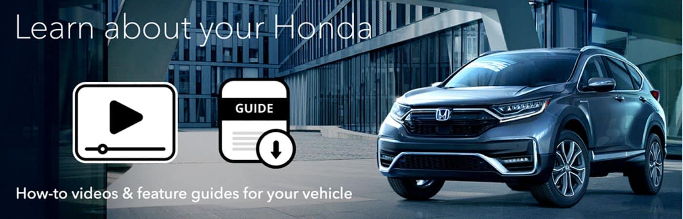 Honda Info Center